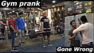 Stealing Protein Shakes at GYM | Shobby Toticba