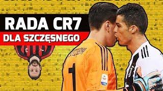 Cristiano Ronaldo POMÓGŁ Szczęsnemu