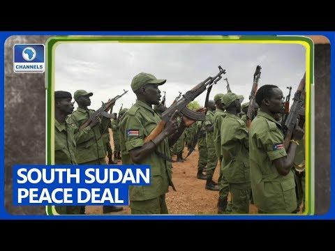 Soldiers, Rebels Meet As South-Sudan Peace Deadline Looms