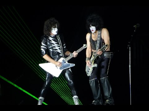 KISS @ Scandinavium, Gothenburg, Sweden 2017-05-10