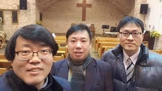 포도나무교회 예배(르완다 연합대학교 관련 미팅)편집/기…