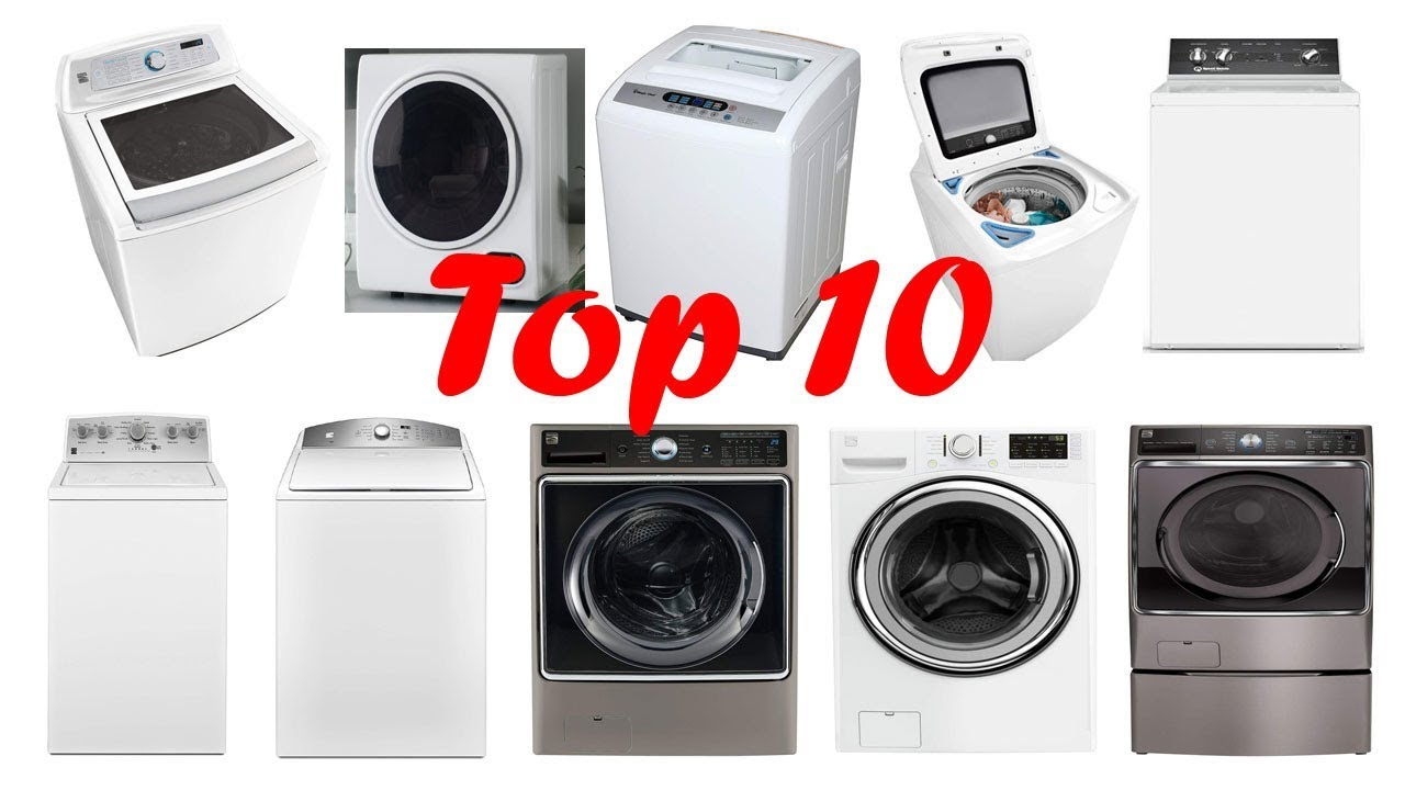 Top 10 Best Washing Machine 2019