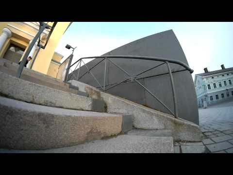 adidas skateboarding finland Weekend Tour