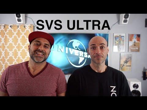 SVS Ultra Bookshelf Speaker Review (Ultra Center + Prime Elevation)