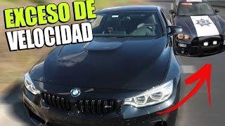 ME DETIENE LA POLICIA ESTATAL CUANDO RECOJO MI BMW M4 EN CARRETERA    ALFREDO VALENZUELA