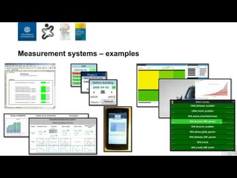 """""""Succeeding With Large Scale Software Development Measurement Programs"""" With Miroslaw And Wilhelm"""
