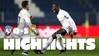 🤯 Mendy's GOLAZO | Atalanta 0-1 Real Madrid | HIGHLIGHTS