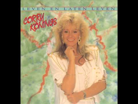 """Corry Konings - Mooi Was Die Tijd (Van het album """"Leven En Laten Leven"""" uit 1990)"""