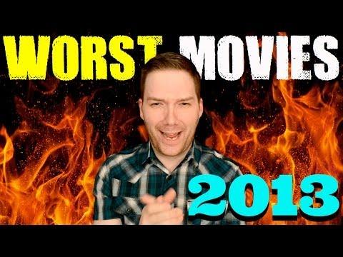 The Worst Movies of 2013 - Chris Stuckmann
