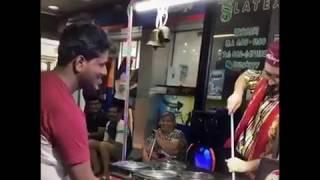 Turkish Ice cream - Pattaya
