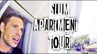 My SLUM APARTMENT Tour in Puerto Princesa 🇵🇭