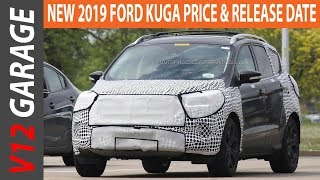 NEW 2019 Ford Kuga Price Specs And Release