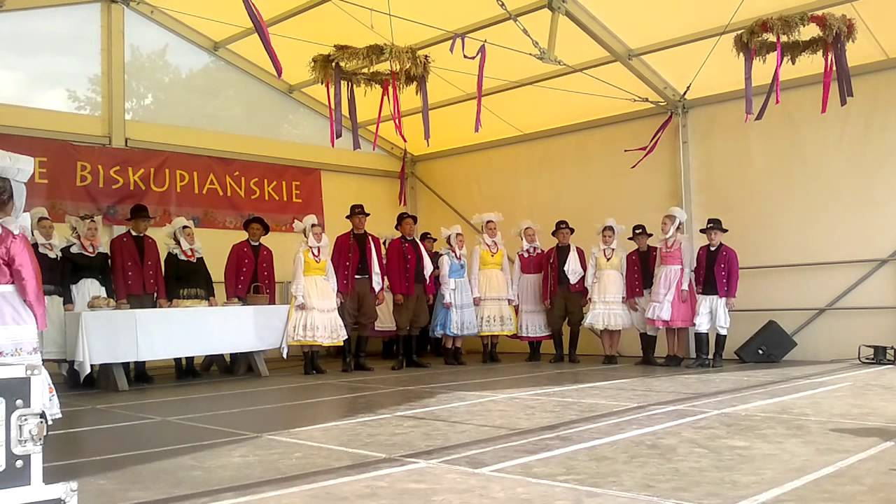 Hymn Biskupiański Folklor Portal Wianoeu