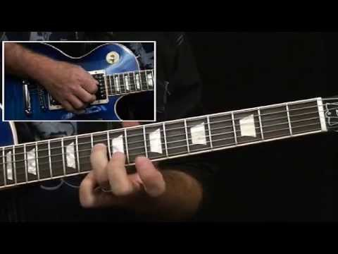 Blues Guitar Lick: Billy Gibbons ZZ Top La Grange Style