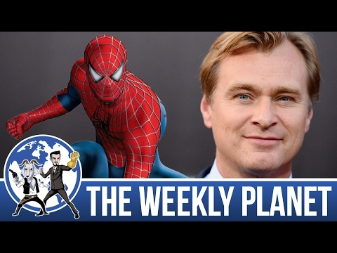 Best/Worst Comic Book Movie Directors - The Weekly Planet Podcast