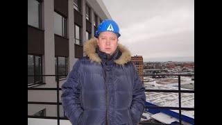 ЖК Метропарк Рязань квартира с террасой Телков Сергей Валериевич Северная компания