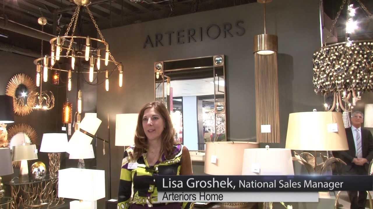 Arteriors Home - New Contemporary Lighting 2013 ...