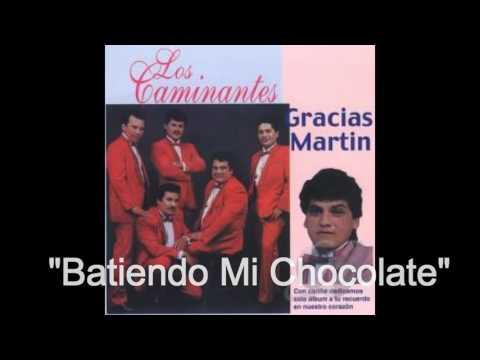 Los Caminantes-Gracias Martin CD Completo