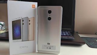 Xiaomi Redmi PRO китаєць з двома камерами розпакування, перший погляд і попередній огляд
