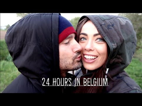 TRAVEL DIARY - 24 HOURS IN BELGIUM