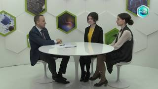 Interview of President of VOIR with VideoOculograph founders for NANO TV channel
