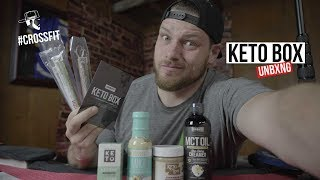 Keto Box by Onnit | Unboxing | #bigmansyndrome #ketogenic