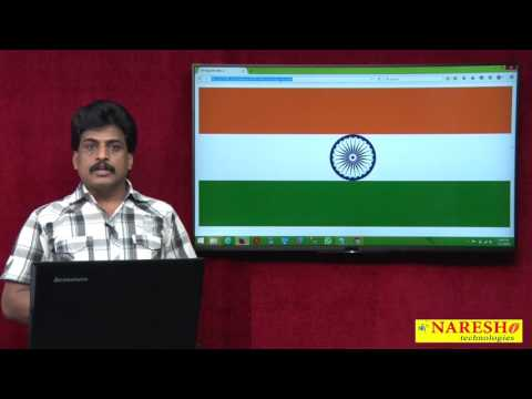 HTML - DIV And SPAN Tags | Web Technologies Tutorial | Mr.Subbaraju