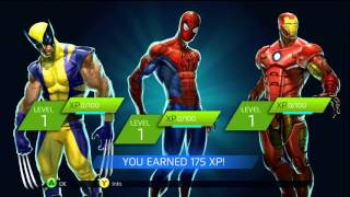 Marvel Puzzle Quest | XBLA HD Gameplay
