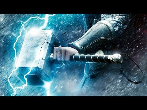 How to Pronounce Mjolnir (Thors Hammer)