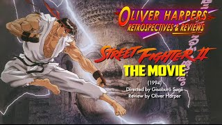 Street Fighter II : The Animated Movie (1994) Retrospective / Review