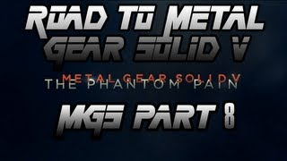 Metal Gear Solid 1 (PS1) Part 8 - The Road to Metal Gear Solid 5 - The Phantom Pain