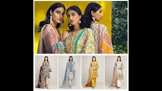 Khaadi New Arrival Unstitched Lawn Collection 2019-20