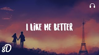 Lauv - I Like Me Better (8D Audio)