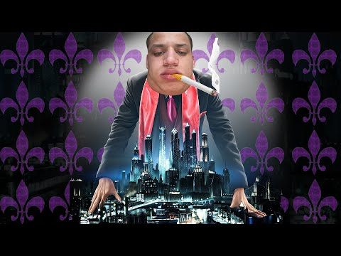 Tyler1 & Greek play Saints Row: The Third