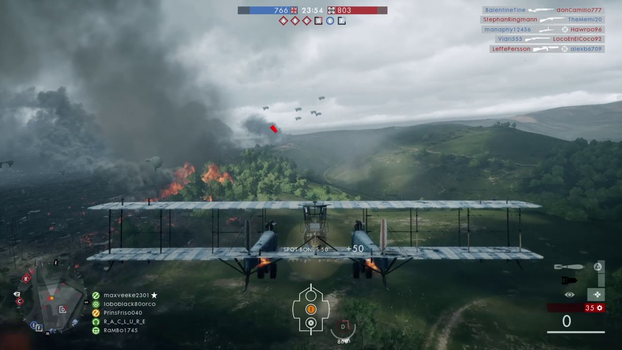 how to get a plane in battlefield 1