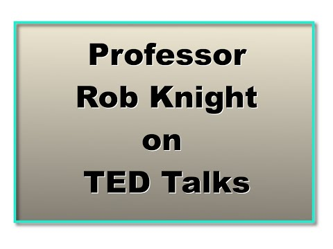 Probiotics Prof Rob Knight Ted Talks