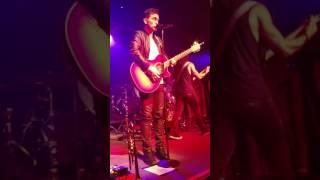 Andy Grammer - Lunatic (Starland Ballroom 10/17/16)