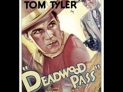 Deadwood Pass TOM TYLER complete full length western movie