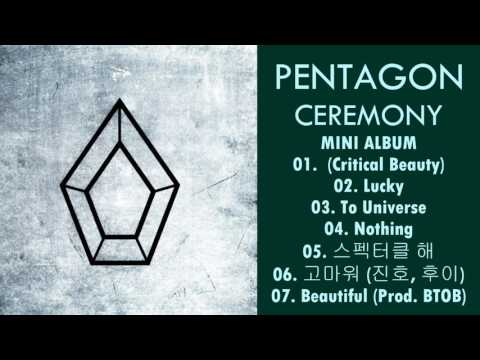 [Mini Album] PENTAGON – CEREMONY (MP3 + DOWNLOAD)