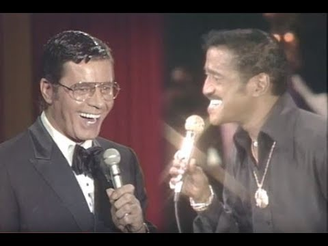 "Jerry Lewis & Sammy Davis Jr. -  ""Scatting"" & ""Come Rain Or Come Shine"" (1981) - MDA Telethon"
