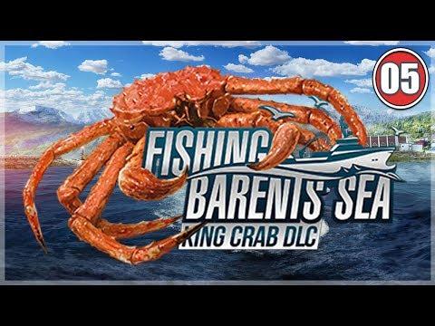 Fishing Barents Sea Krabben Dlc 8 Korbe Voller Krabben