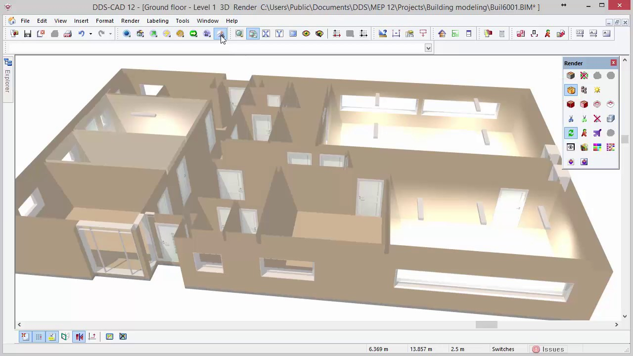 DDS-CAD 12 - Getting Started: Electrical Installation Design (6/8 ...