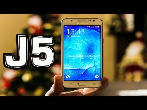 Analise Samsung Galaxy J5 4G-É bom? Vale a pena? REVIEW em Português