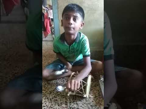 Kid(RG Amish) singing devotional song
