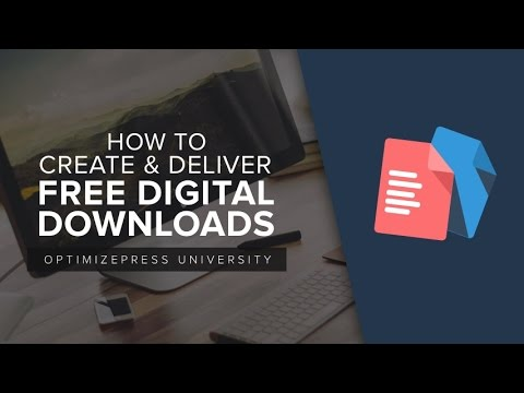 How To Link Download Files To Delivery Pages