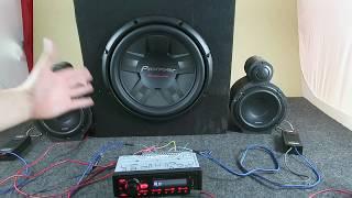 Prueba de sonido del nuevo paquete Pioneer de AudioOnline thumbnail