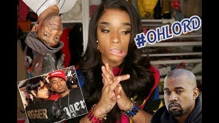#ClosetTalk Kelis & Nas Abusive Marriage| Bill Cosby Guilty | Kanye Crazy?