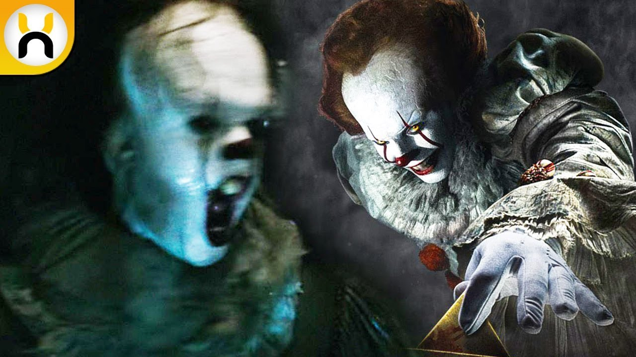 why pennywises true form is terrifying stephen kings
