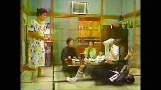 伊東四朗と小松政夫と 長内美那子 当時、電波の受信状況の悪さに加えβマ...