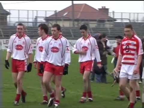 Tyrone vs. Cork, All-Ireland 2005 Vocational Schools Intercounty Football Final